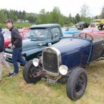 Gamle biler.
