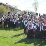 Vestmarkingene feirer 17. mai