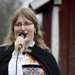 Randi Heggeland Strøm ledet arrangementet på Bygdetunet