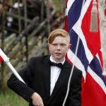 Avgangselev og flaggbærer