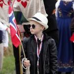 Cool ung mann fra Eidskog Montessoriskole