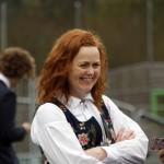 FAU-leder Birgit Gulbrandsen har all grunn til å være fornøyd